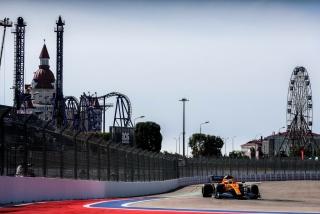 Las fotos del GP de Rusia F1 2020 Foto 17