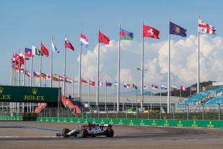 Las fotos del GP de Rusia F1 2020 Foto 19