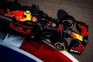 Las fotos del GP de Rusia F1 2020 Foto 21