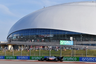 Las fotos del GP de Rusia F1 2020 Foto 25