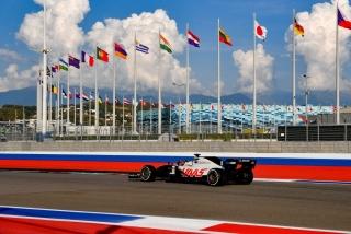 Las fotos del GP de Rusia F1 2020 Foto 26