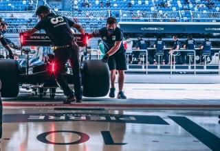 Las fotos del GP de Rusia F1 2020 Foto 35