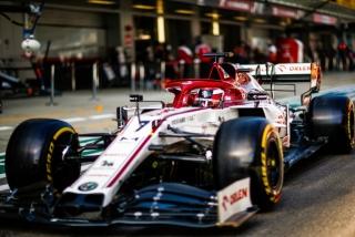Las fotos del GP de Rusia F1 2020 Foto 36