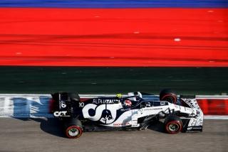 Las fotos del GP de Rusia F1 2020 Foto 38