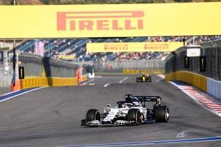 Las fotos del GP de Rusia F1 2020 Foto 40