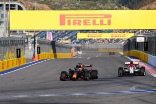 Las fotos del GP de Rusia F1 2020 Foto 44