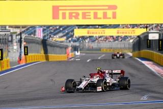 Las fotos del GP de Rusia F1 2020 Foto 45
