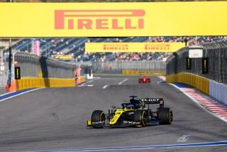 Las fotos del GP de Rusia F1 2020 Foto 46