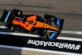 Las fotos del GP de Rusia F1 2020 Foto 47