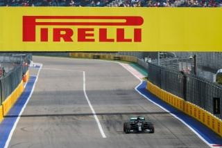 Las fotos del GP de Rusia F1 2020 Foto 49