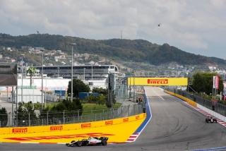 Las fotos del GP de Rusia F1 2020 Foto 50