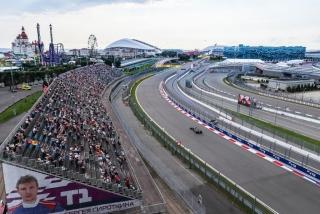 Las fotos del GP de Rusia F1 2020 Foto 51