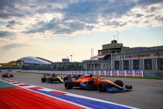 Las fotos del GP de Rusia F1 2020 Foto 57