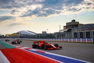 Las fotos del GP de Rusia F1 2020 Foto 58