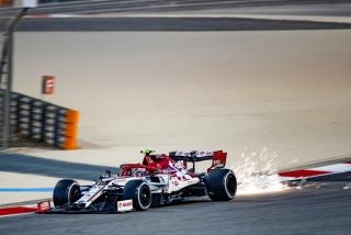 Las fotos del GP de Sakhir F1 2020