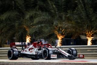 Las fotos del GP de Sakhir F1 2020 - Miniatura 2