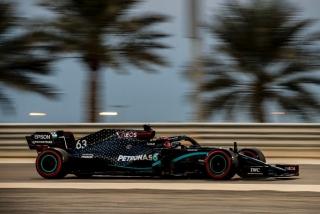 Las fotos del GP de Sakhir F1 2020 - Miniatura 43