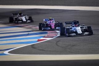 Las fotos del GP de Sakhir F1 2020 - Miniatura 52