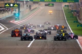 Las fotos del GP de Sakhir F1 2020 - Miniatura 54