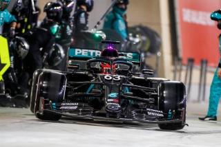 Las fotos del GP de Sakhir F1 2020 - Miniatura 64