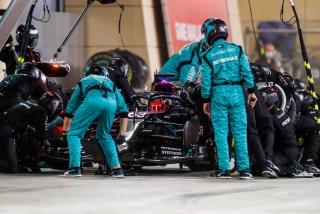 Las fotos del GP de Sakhir F1 2020 - Miniatura 68