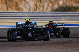 Las fotos del GP de Sakhir F1 2020 - Miniatura 73