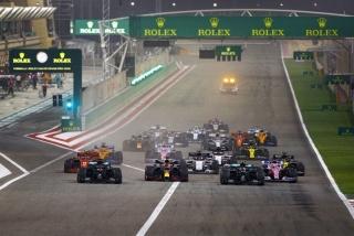 Las fotos del GP de Sakhir F1 2020 - Miniatura 78