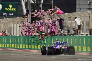 Las fotos del GP de Sakhir F1 2020 - Miniatura 88