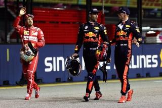 Fotos GP Singapur F1 2017 Foto 44