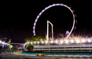 Foto 1 - Fotos GP Singapur F1 2018