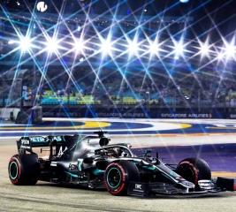 Fotos GP Singapur F1 2019 Foto 39