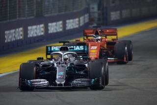 Fotos GP Singapur F1 2019 Foto 73