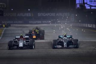 Fotos GP Singapur F1 2019 Foto 76