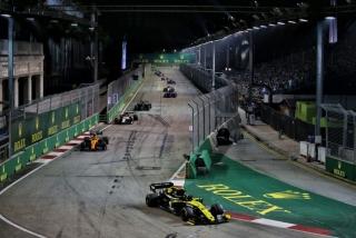 Fotos GP Singapur F1 2019 Foto 81