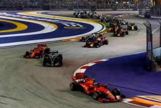 Fotos GP Singapur F1 2019 Foto 84