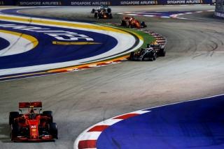 Fotos GP Singapur F1 2019 Foto 88