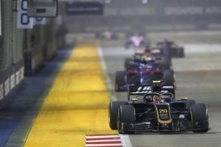 Fotos GP Singapur F1 2019 Foto 89