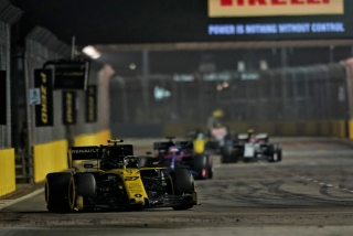 Fotos GP Singapur F1 2019 Foto 90