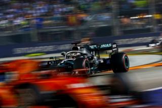 Fotos GP Singapur F1 2019 Foto 91