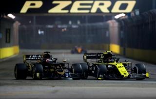 Fotos GP Singapur F1 2019 Foto 92