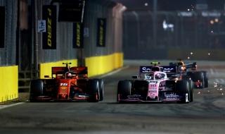 Fotos GP Singapur F1 2019 Foto 95