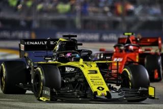 Fotos GP Singapur F1 2019 Foto 96