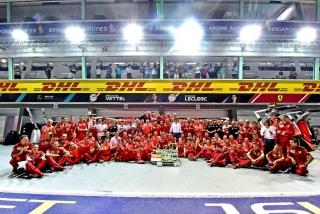 Fotos GP Singapur F1 2019 Foto 106