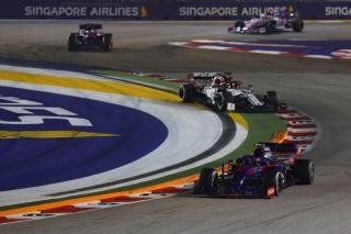 Fotos GP Singapur F1 2019 Foto 113