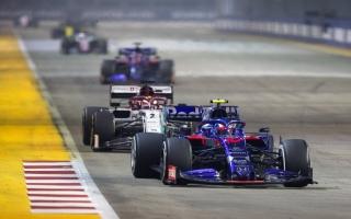 Fotos GP Singapur F1 2019 Foto 114