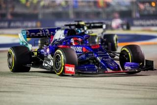 Fotos GP Singapur F1 2019 Foto 115