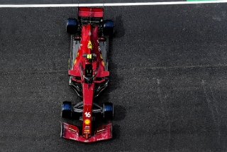 Las fotos del GP de la Toscana F1 2020