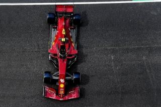 Las fotos del GP de la Toscana F1 2020 - Foto 1