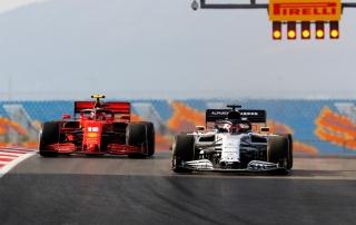 Las fotos del GP de Turquía F1 2020 Foto 12