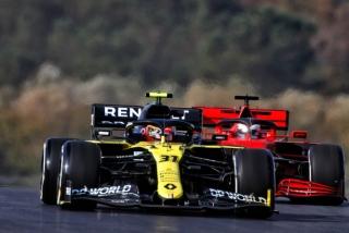 Las fotos del GP de Turquía F1 2020 Foto 23